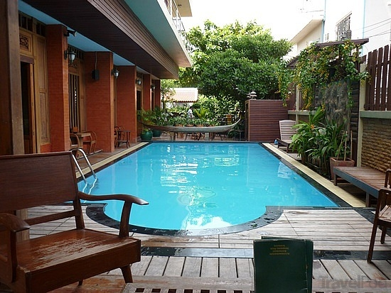 Lamphu Tree House Boutique Hotel Bangkok Thailand